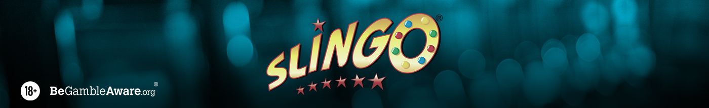 Play Slingo Original Slot Games, Bingo, and More Online at 21.co.uk Banner