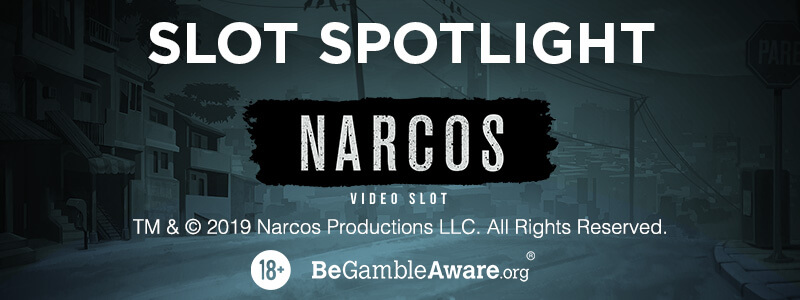 Slot Spotlight - Narcos Review