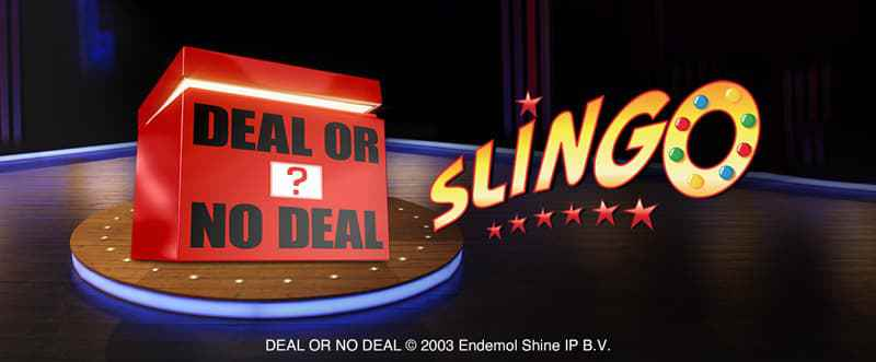 deal or no deal slingo casino game'