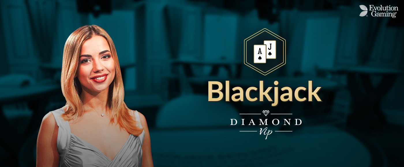 Live Blackjack Diamond VIP