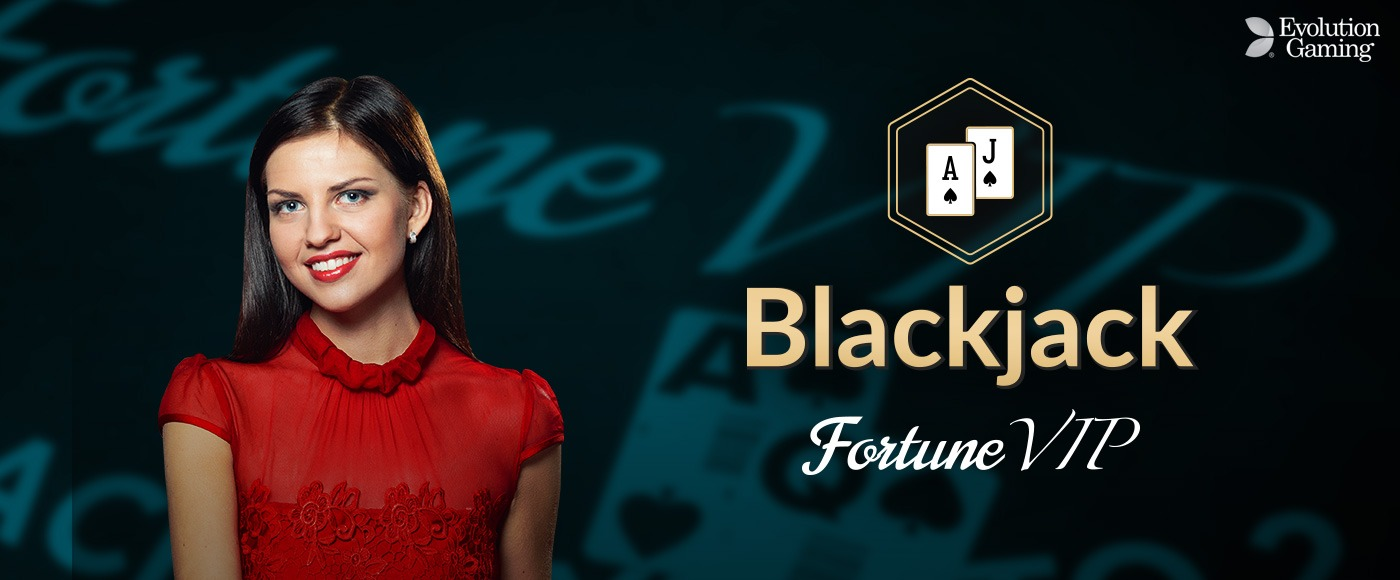 Live Blackjack Fortune VIP