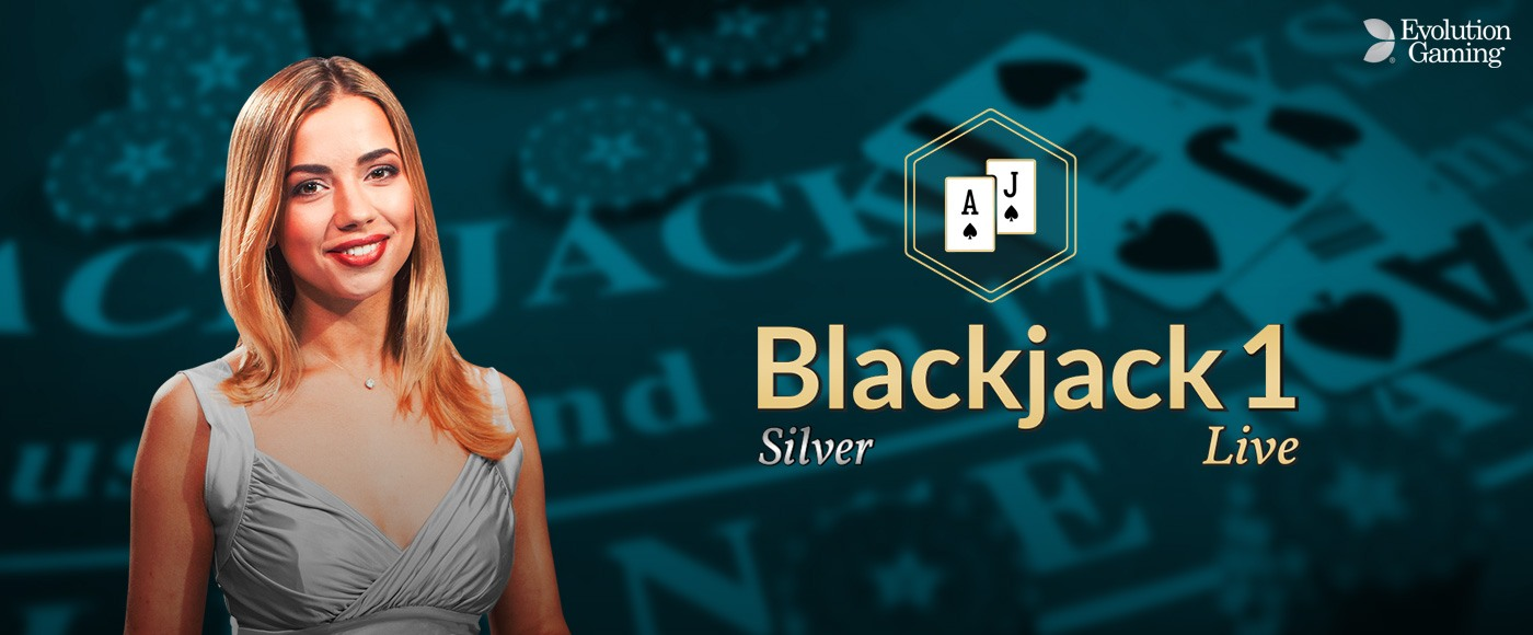 Live Blackjack Silver 1