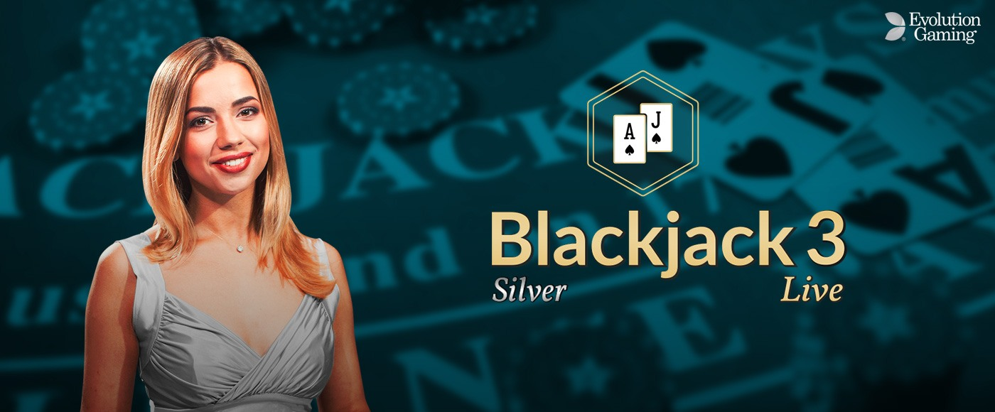 Live Blackjack Silver 3