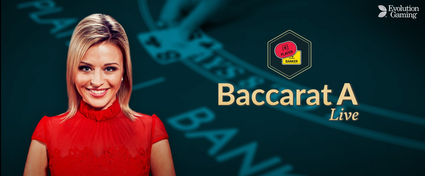 Live Baccarat A