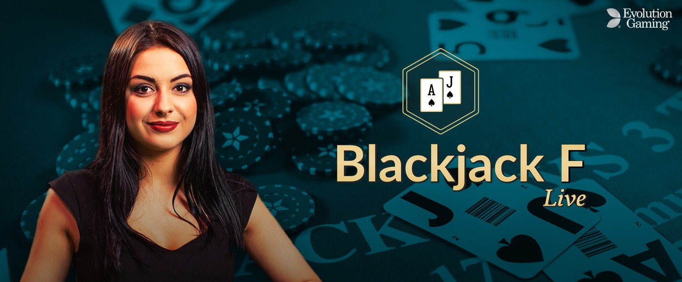 Live Blackjack F