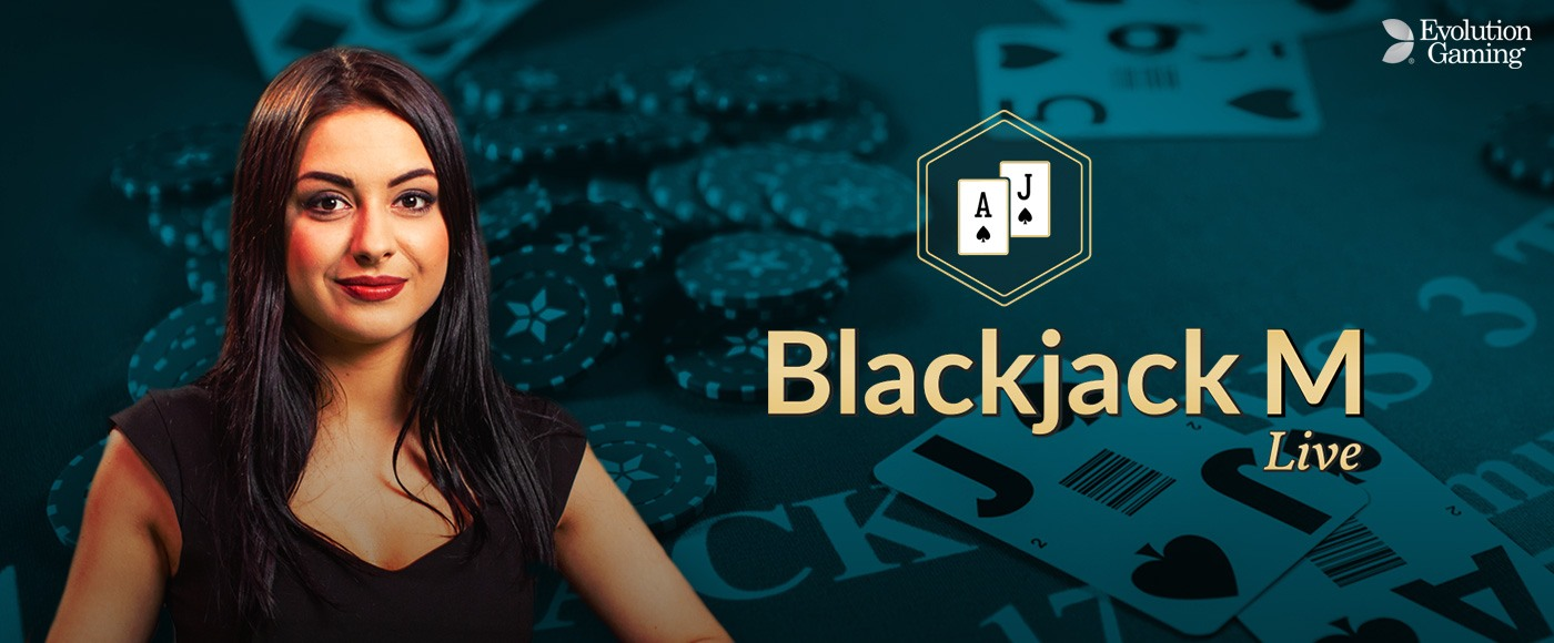 Live Blackjack M