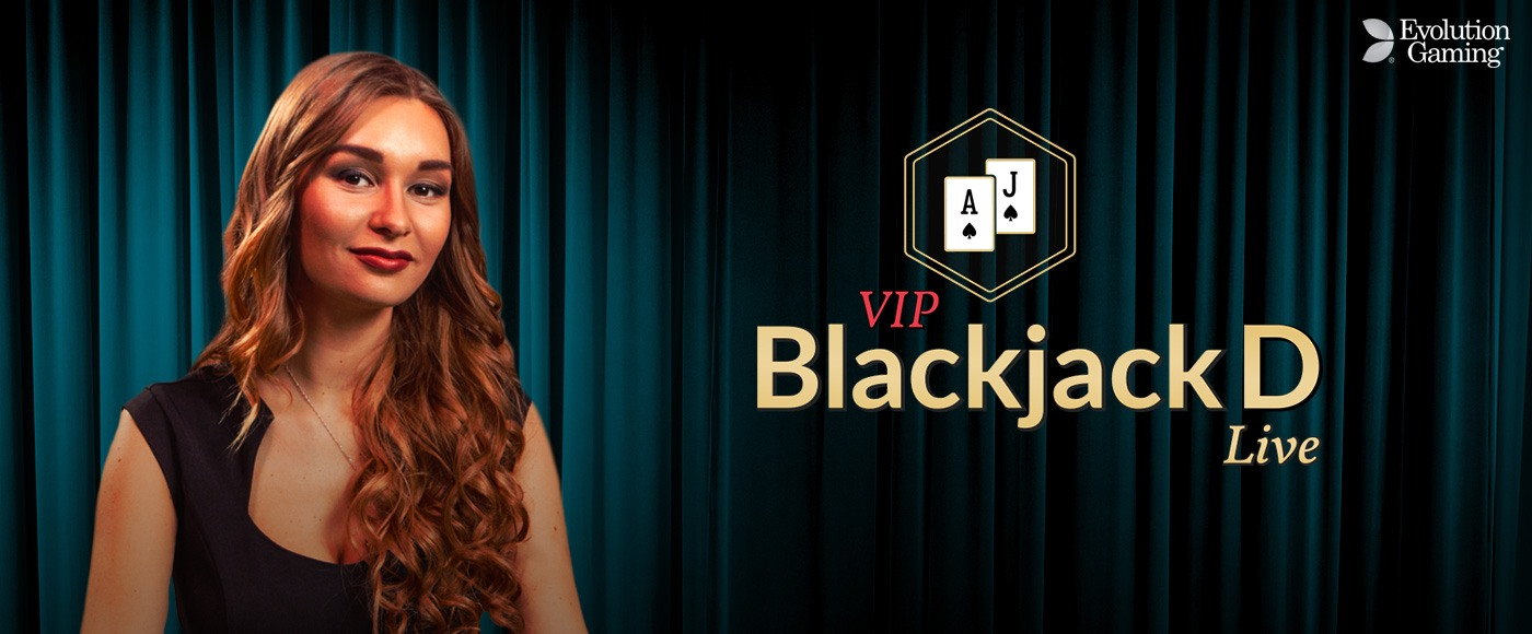Live Blackjack VIP D