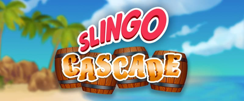 slingo cascade casino game'