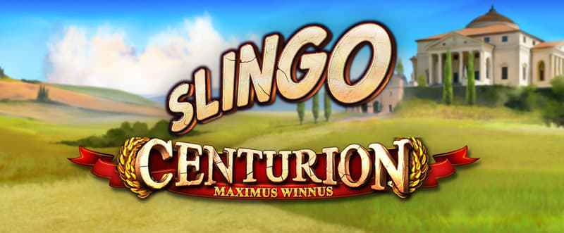 slingo centurion casino game'