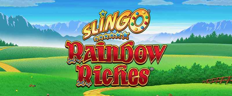 slingo rainbow riches casino game
