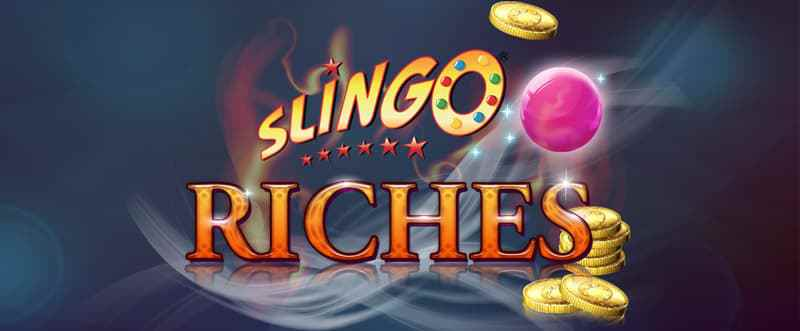 slingo riches casino game'