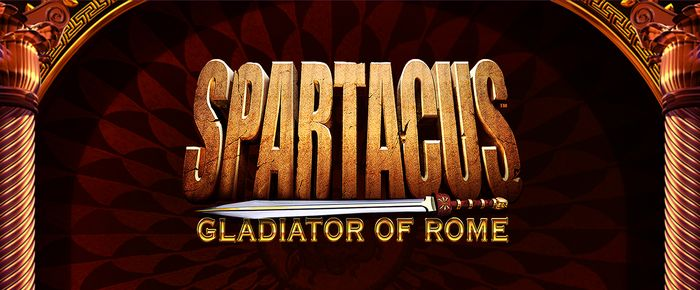 spartacus gladiator of rome slot game