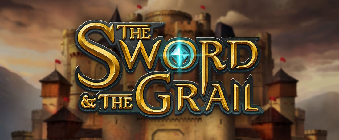 the sword and the grail online slot