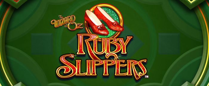 Wizard of Oz: Ruby Slippers
