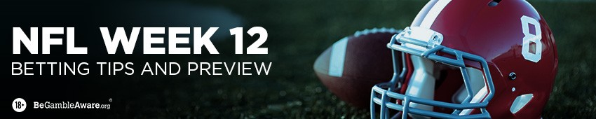 NFL Week 12 Tips