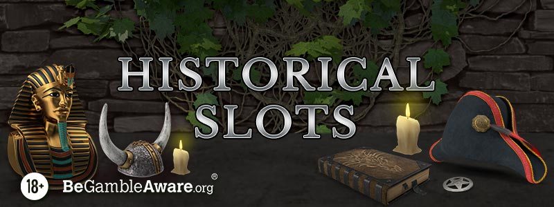 Best Historical Themed Slot Games