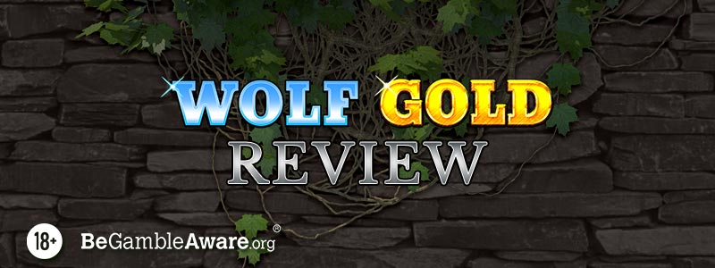 Wolf Gold Slot Review