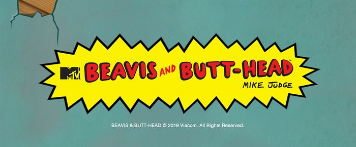 Beavis And Butthead UK slot
