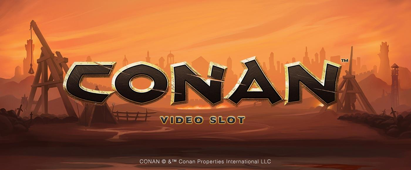 Conan online casino game