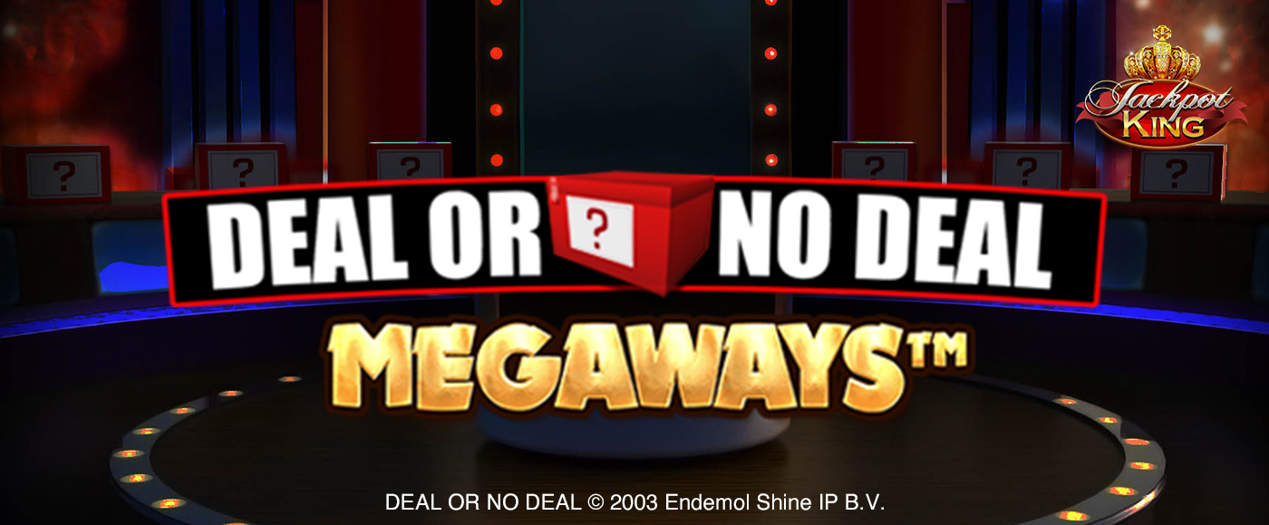 Deal or No Deal Megaways online casino game