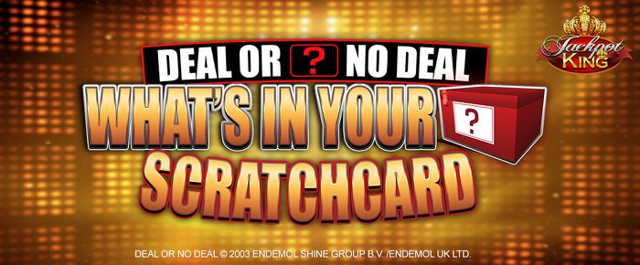 Deal or No Deal Scratch