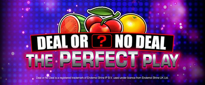 Deal or No Deal The Perfect Play uk slot