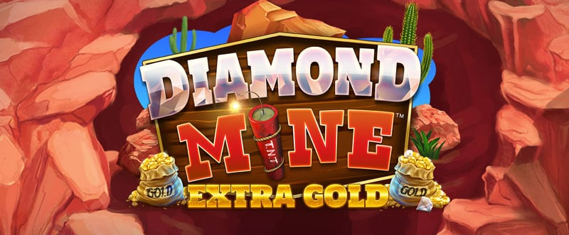 Diamond Mine Extra Gold online slot