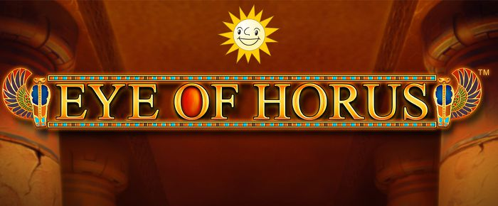 Eye of Horus slot game