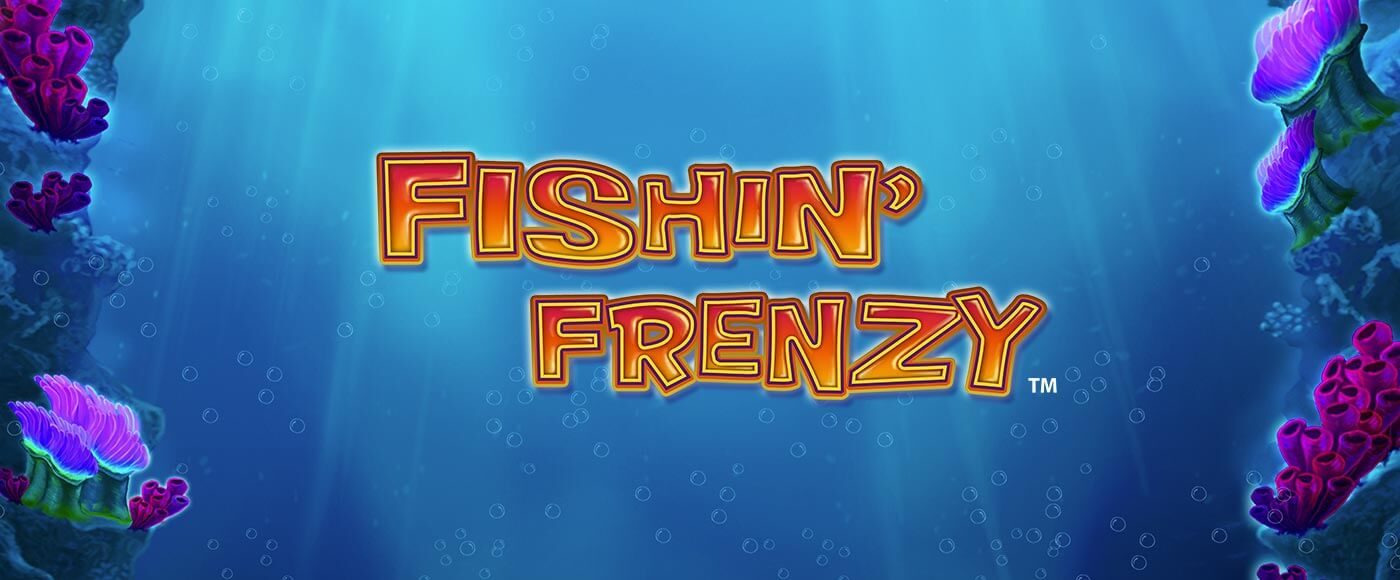 Fishin Frenzy casino game