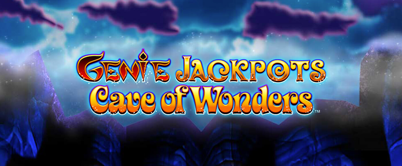 Genie Jackpots Cave Of Wonders online casino game