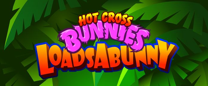 Hot Cross Bunnies: Loadsabunny slot game