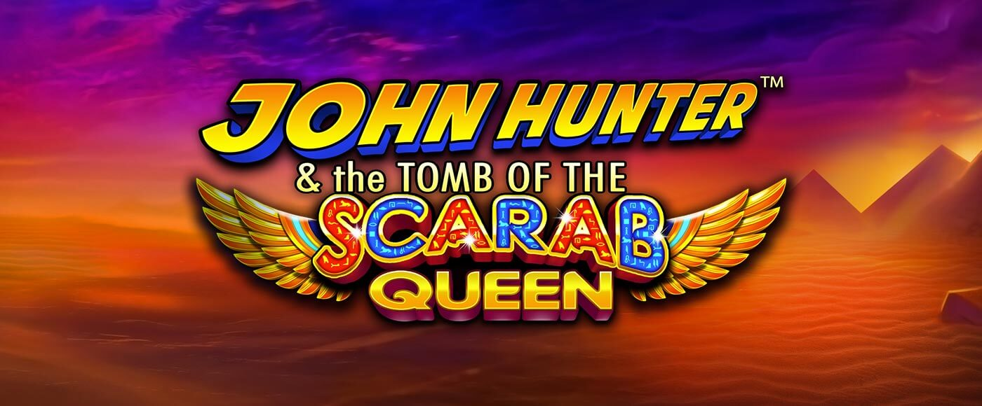 John Hunter And The Tomb Of The Scarab Queen online slot