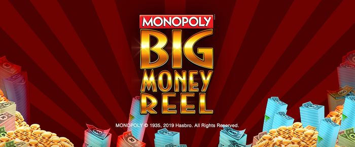 Monopoly Big Reel