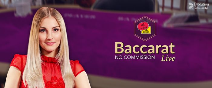 No Commission Baccarat