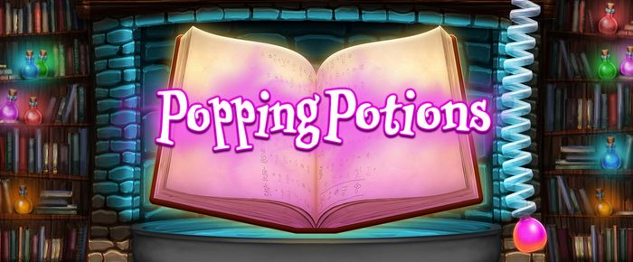 Popping Potions casino game