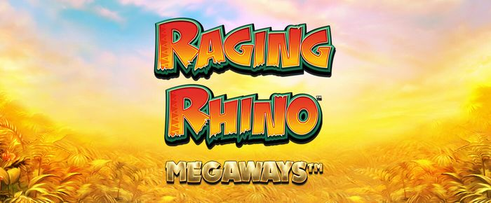 Raging Rhino Megaways casino game