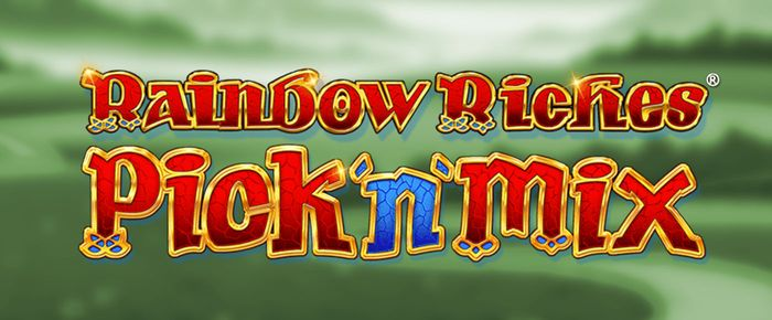 Rainbow Riches Pick N Mix slot game