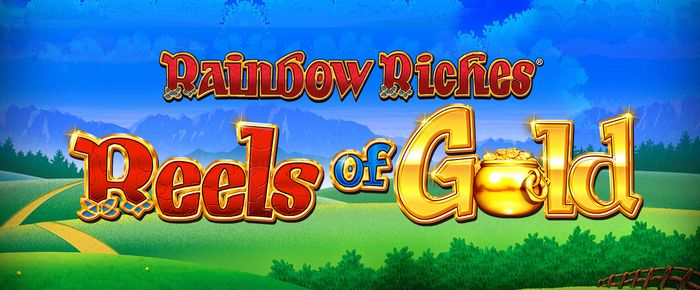 Rainbow Riches Reels of Gold casino game