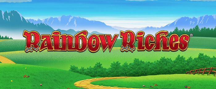 Rainbow Riches casino game