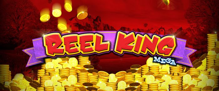 Reel King Mega uk slot