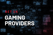 Bet UK Gaming Providers