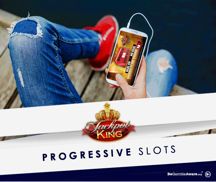 Guide to Jackpot King Progressive Slots