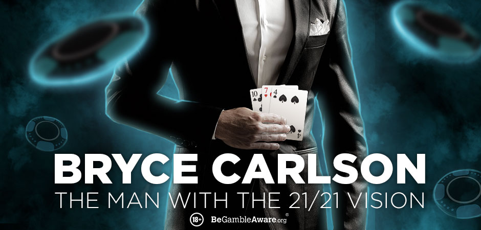 Bryce Carlson Online Blackjack Tips