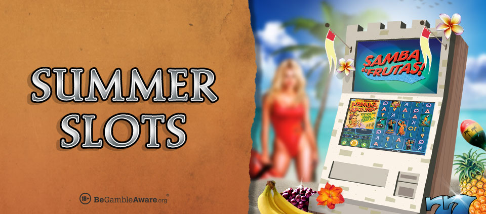 Online Slots For Summer