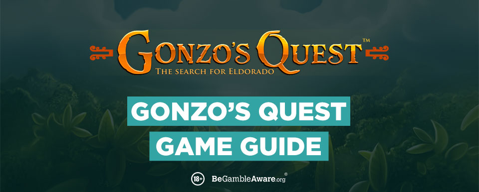Slotboss Guide To Gonzos Quest Slot Game