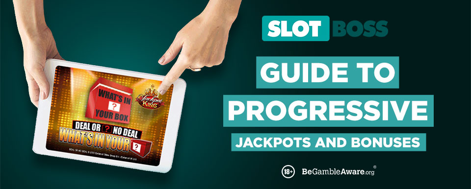 Guide To Progressive Online Slot Games