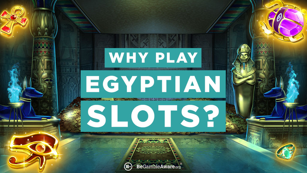 Egyptian Slot Games