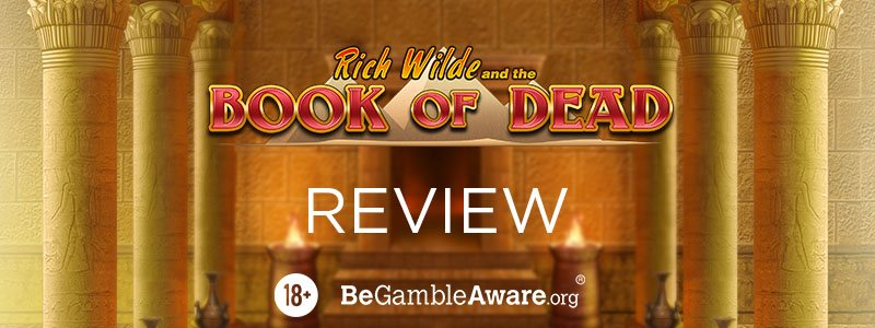 Book of Dead Review