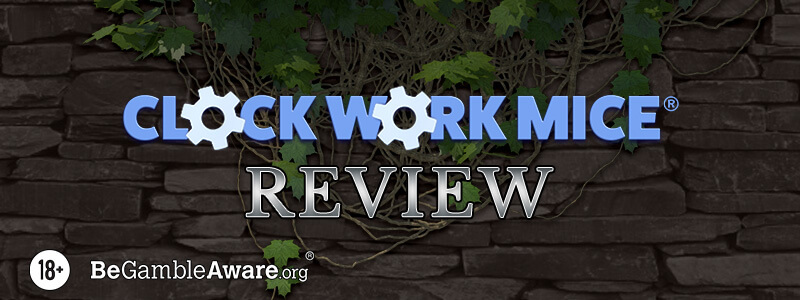Clockwork Mice Slot Review