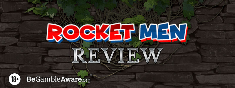 Rocket Men Slot Review